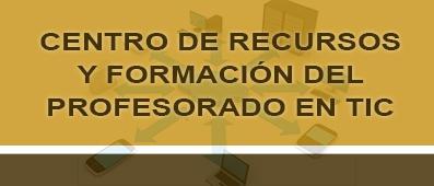 Centro de Recursos y Formación TIC