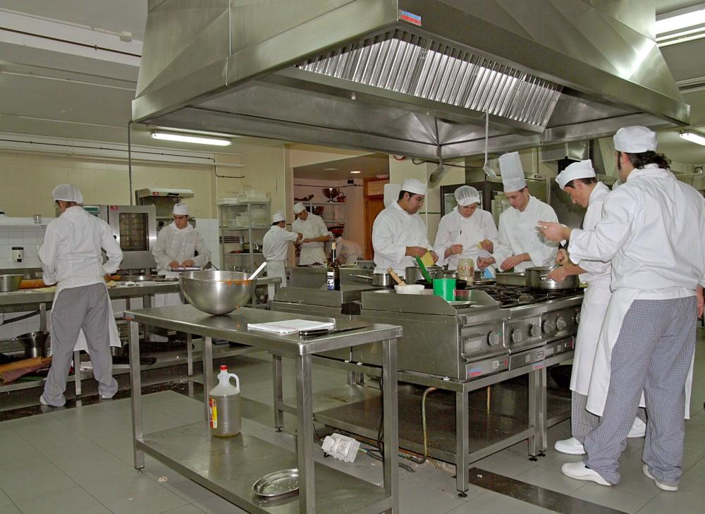 Ies virgen de la calle for Formacion profesional cocina